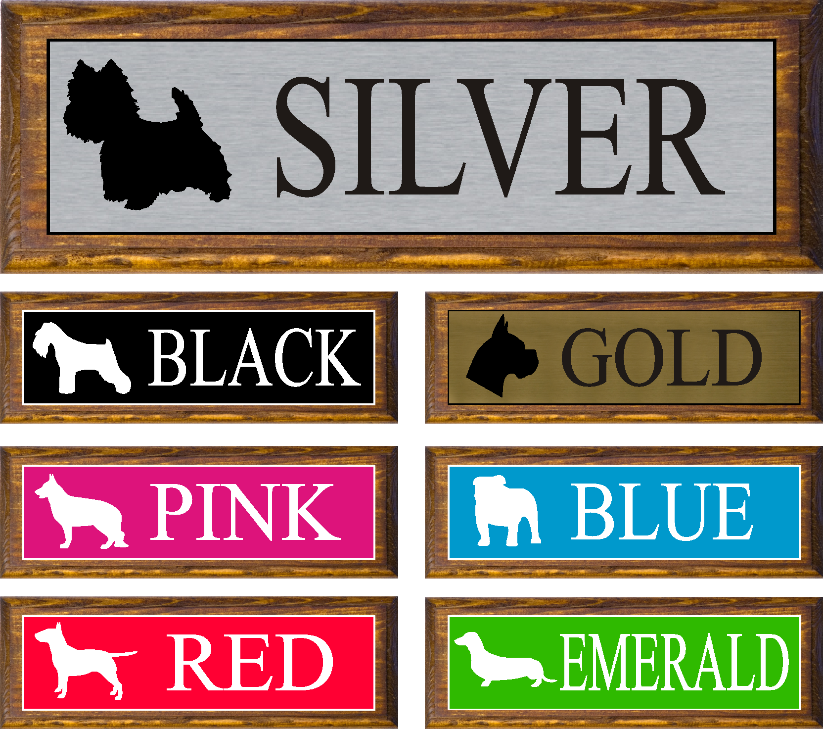 Kennel Signs