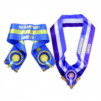 Sashes & Banners